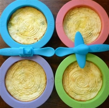 Kids Fish Pie in Oogaa bowls