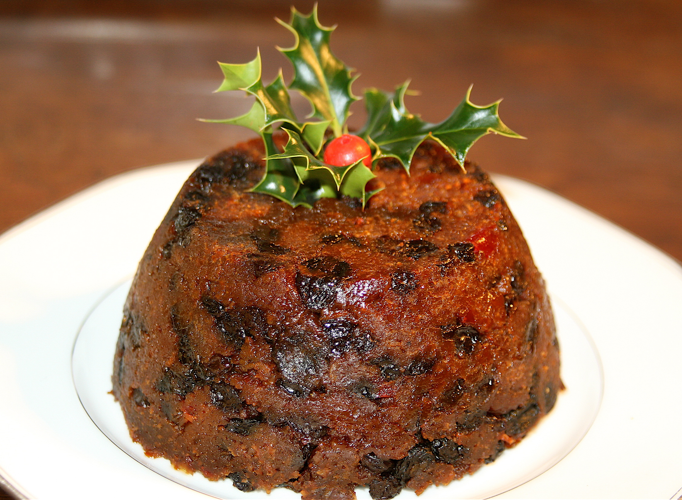 My Great-Granny's Christmas Pudding! | Chez Foti