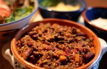 Super-Vegged Up Chilli con Carne