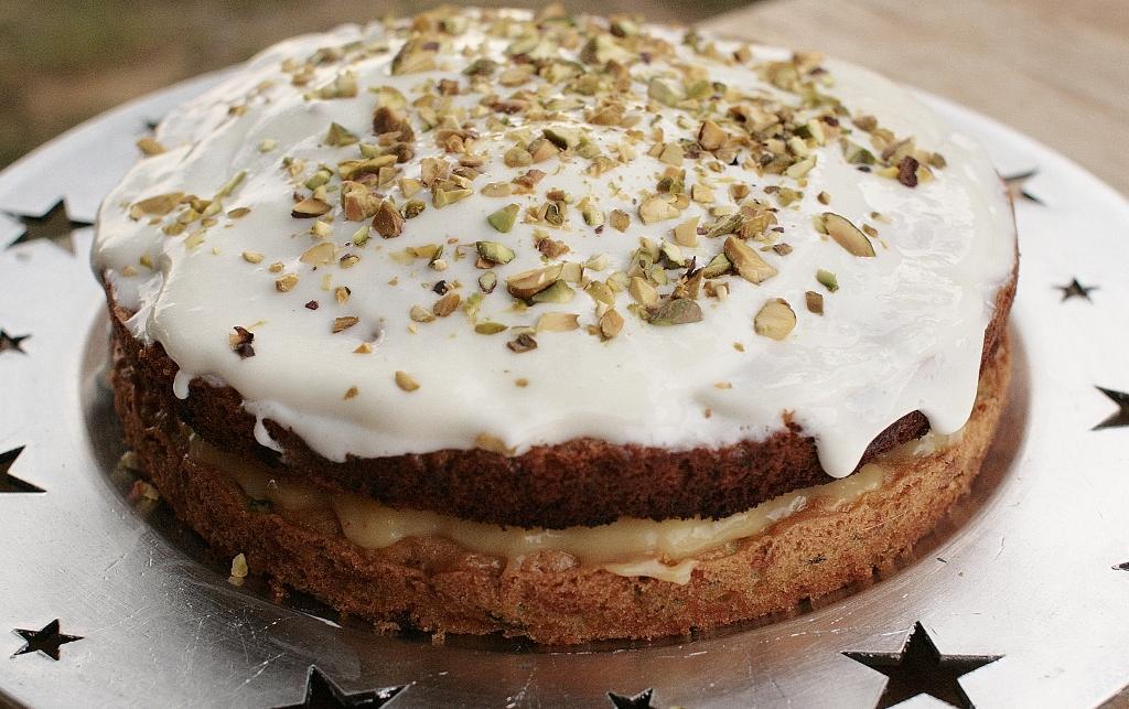 Marrow cake recipes uk