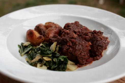 Beef in Daube recipe