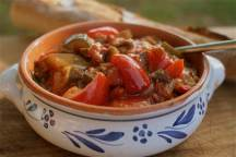 One Pot Ratatouille