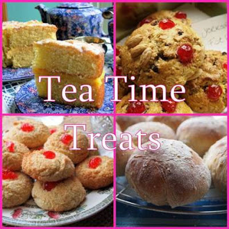 Tea Time Treatrs logo