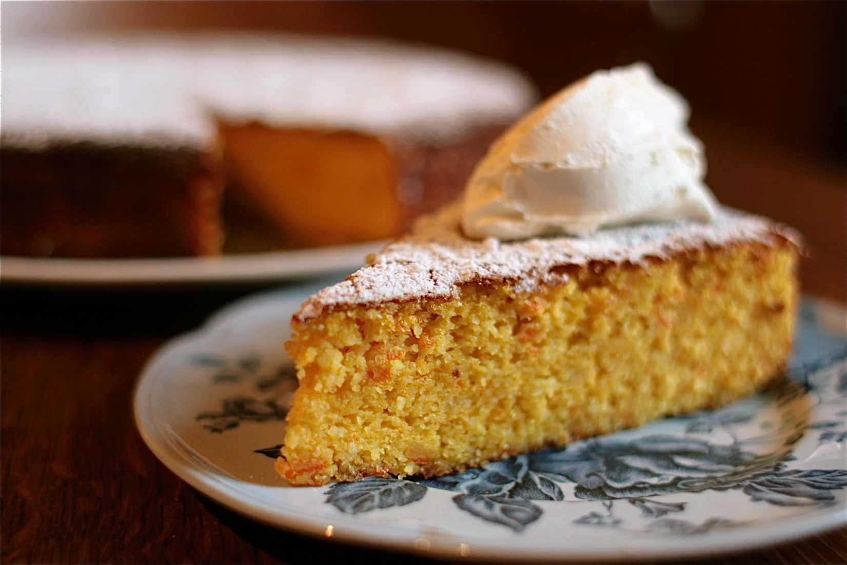 Clementine And Almond Cake Recipe