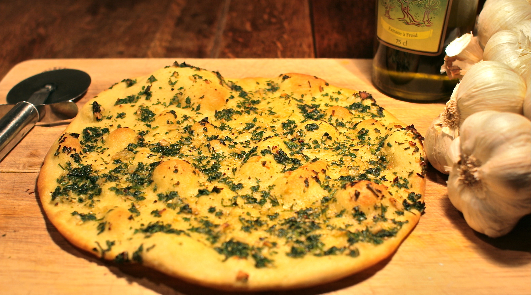garlic tofu pizza with garlic and rosemary rosemary and garlic roasted ...