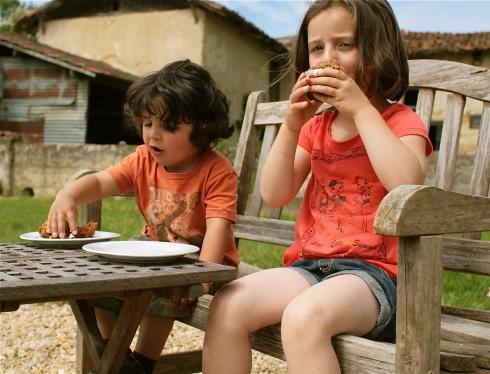 Francesca & Jacques Rhubarb Muffins