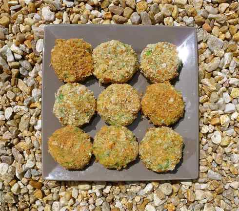 Smoked Salmon Fishcake