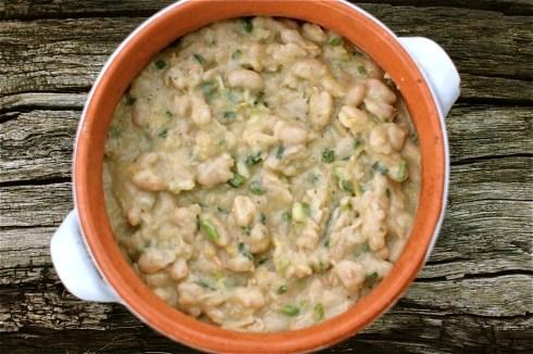 Cannellini Beans & Wild Garlic