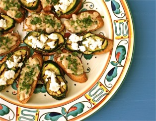Summer Crostini Recipes