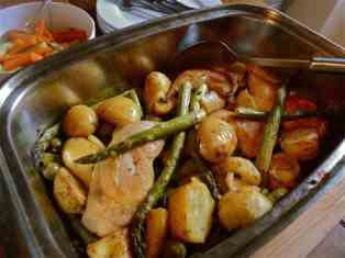 Chicken Traybake