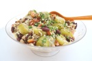 potato & bean salad with zingy herb dressing-1